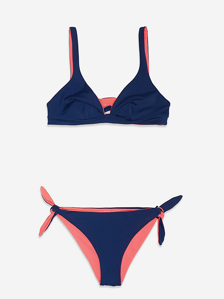 Bikini Reversibile In Lycra