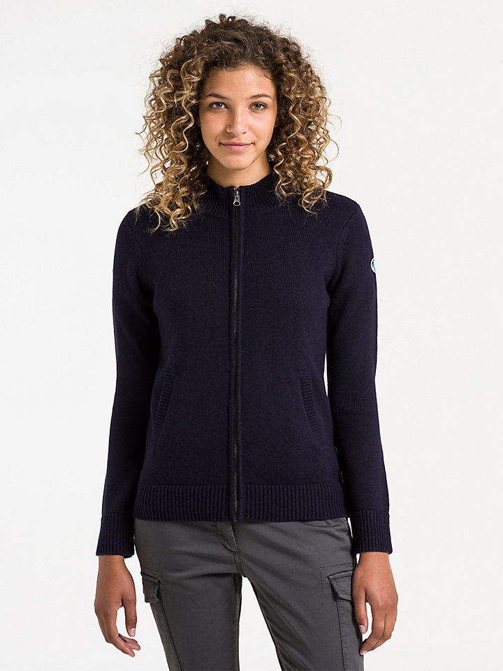Full Zip Sweater