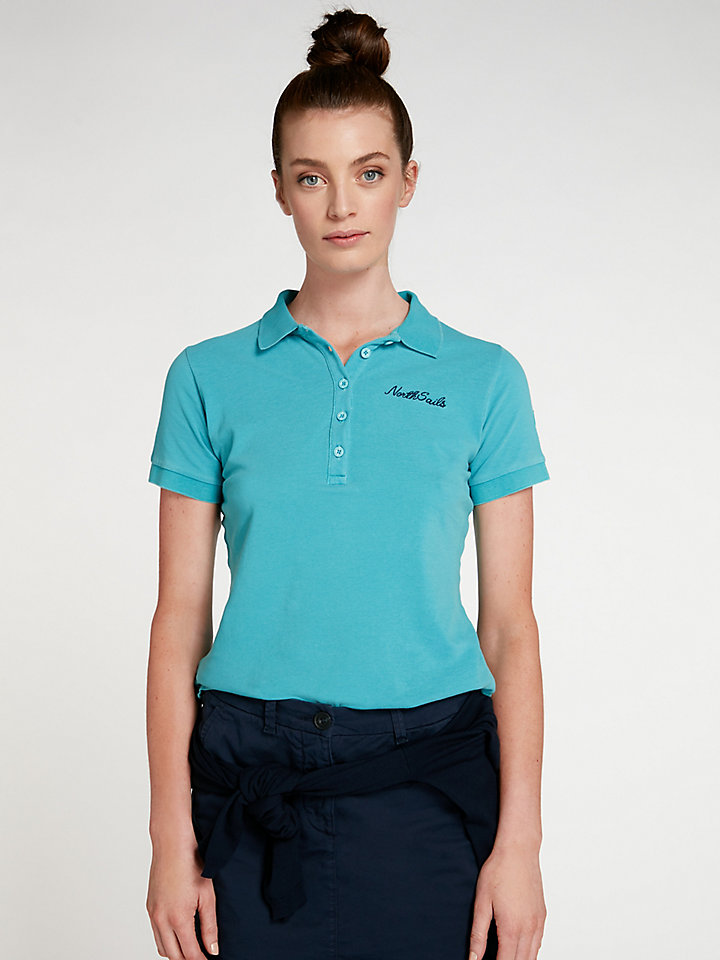 Light Piquet Polo
