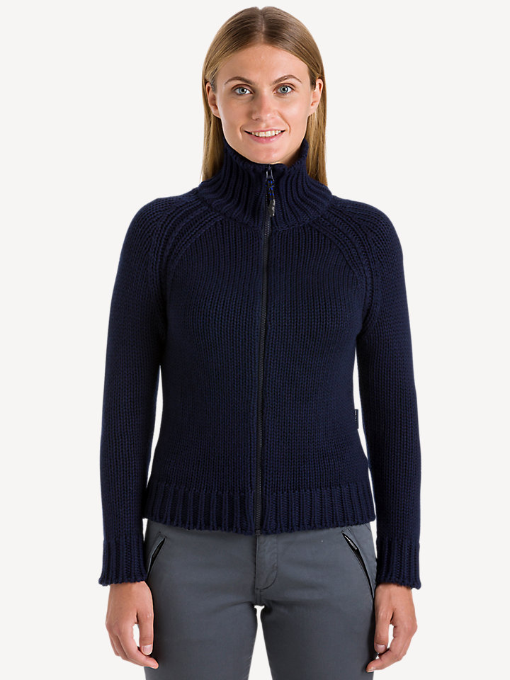 Full Zip 1,5GG Turtleneck long sleeve