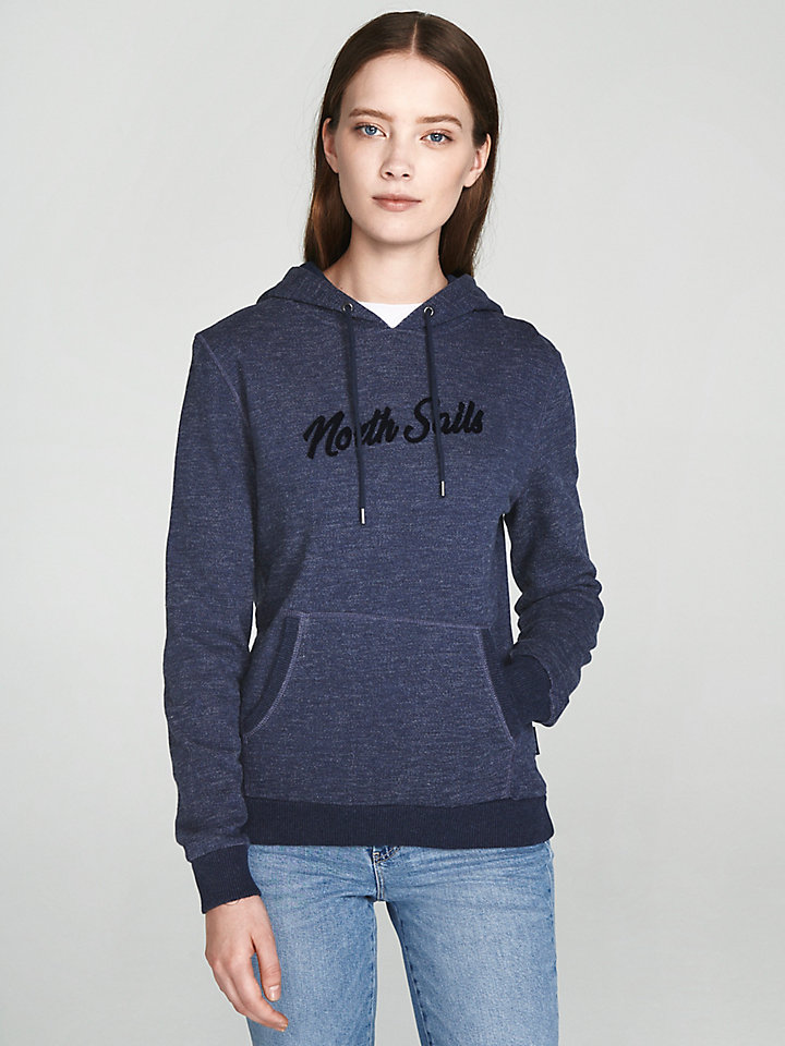 Cotton Viscose Blend Hoodie