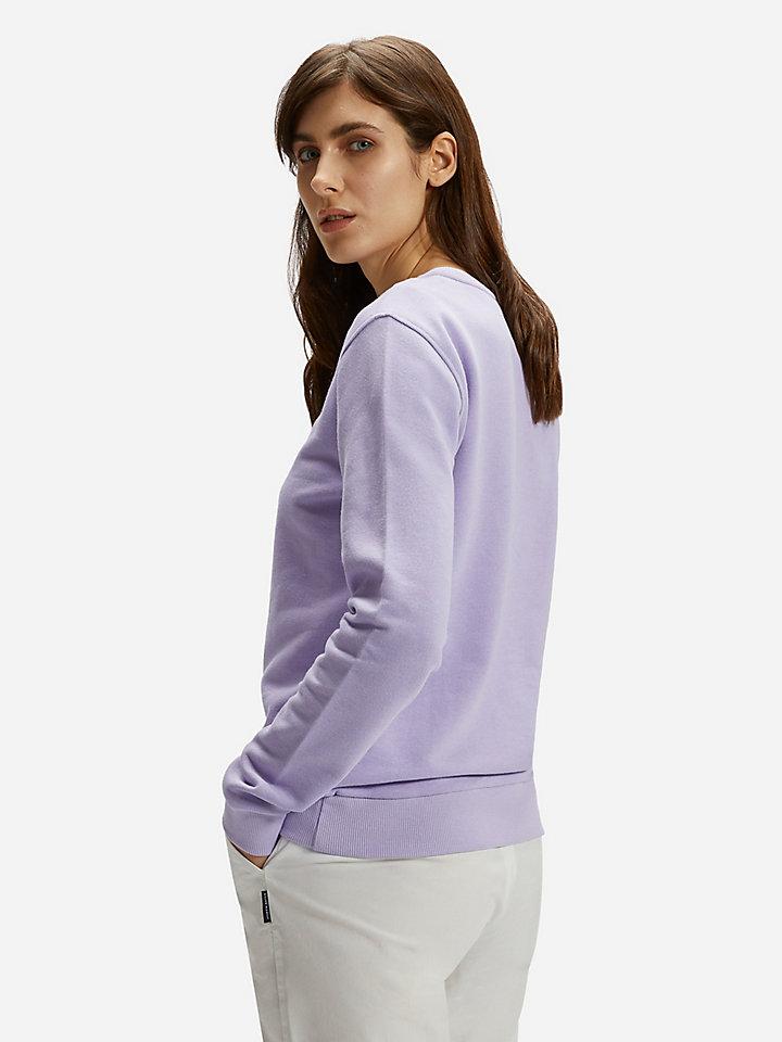 Baumwoll-Bambus-Sweatshirt