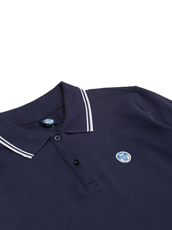 Cotton Piqué Polo Shirt
