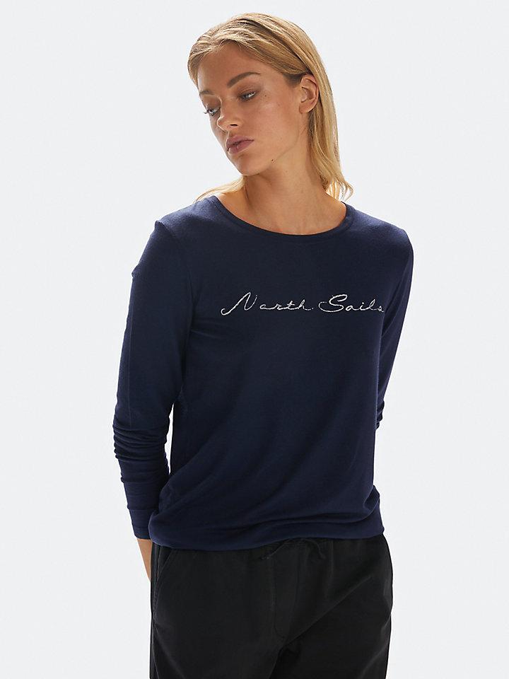 Silk Blend T-Shirt