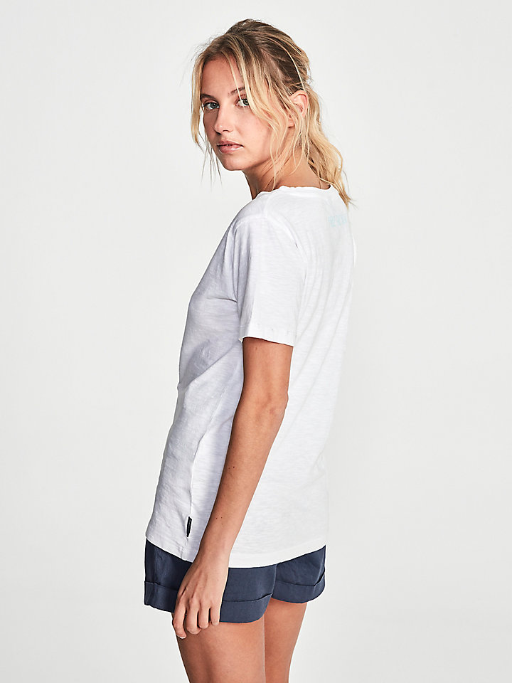 Slub Cotton T-Shirt