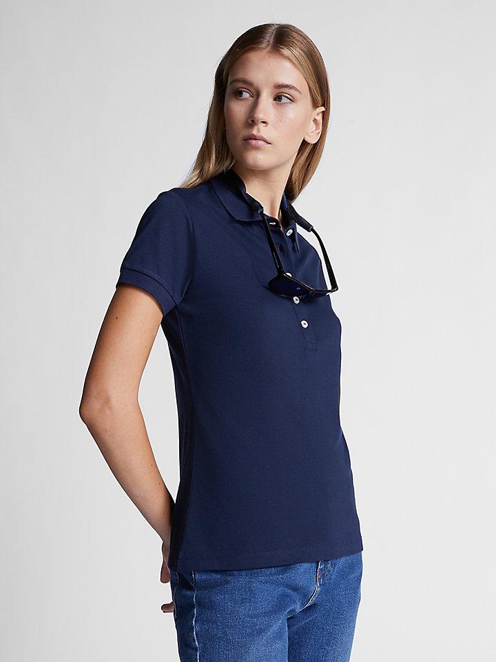 Recycled Piqué Polo Shirt