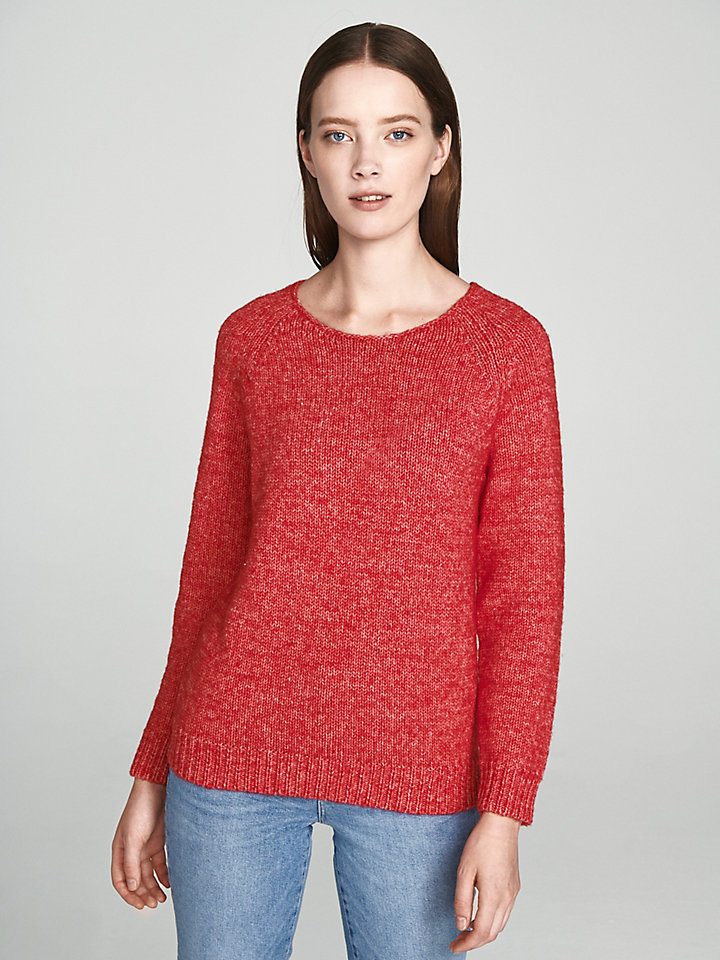 Mélange Wool Jumper