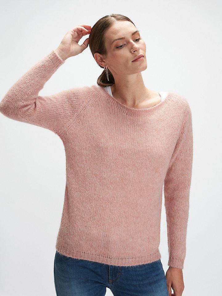 Pullover aus Wolle/Alpaka