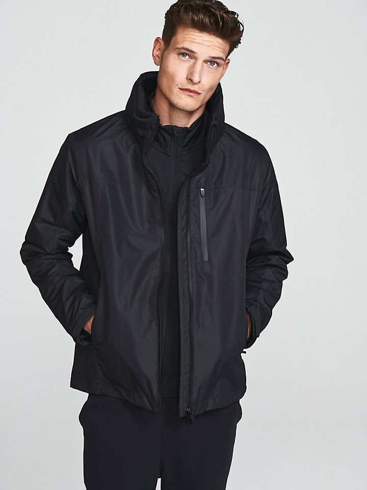 WINTER JACKET CREW MEN