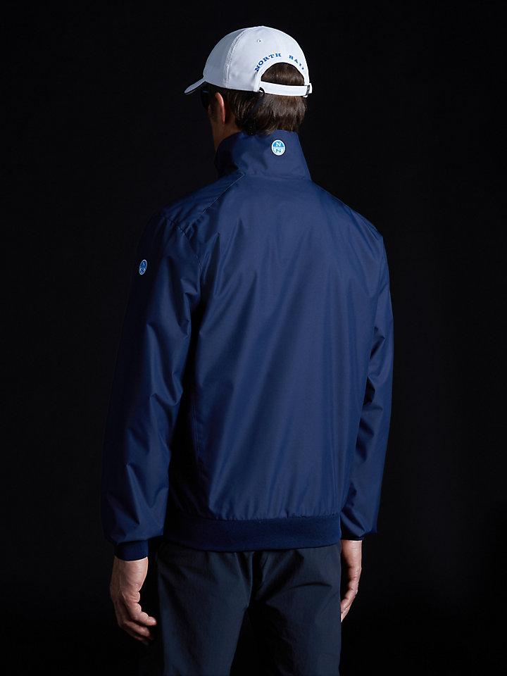 Sailor Jacket Net Lined