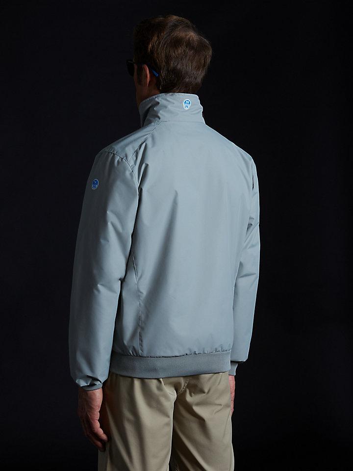 Sailor Jacket Fleece Lined