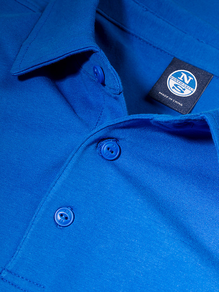 POLO JERSEY S/S