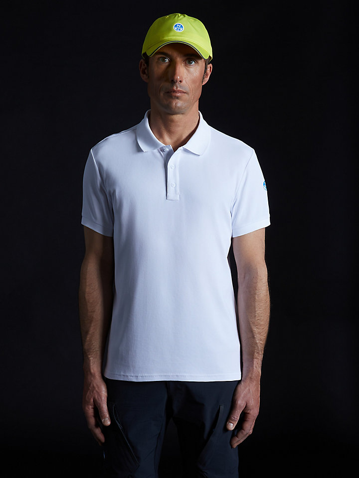 POLO TACTEL S/S MAN