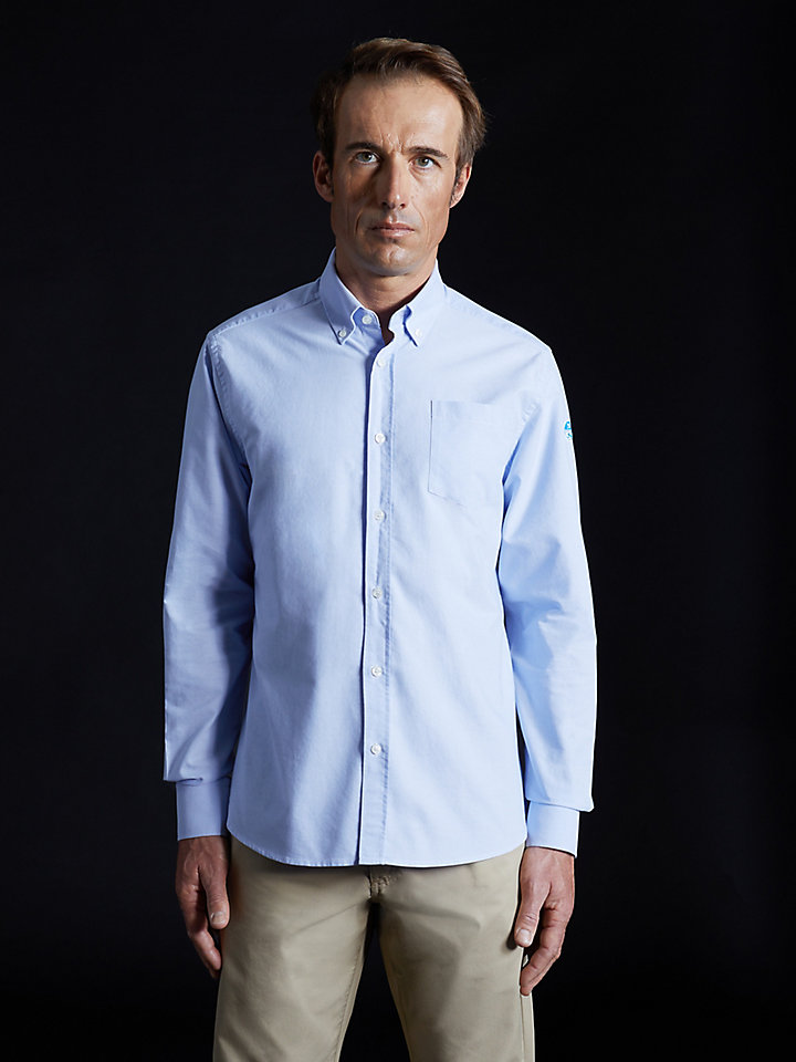 Oxford-shirt Pinpoint