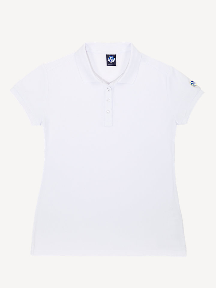 POLO TACTEL S/S W