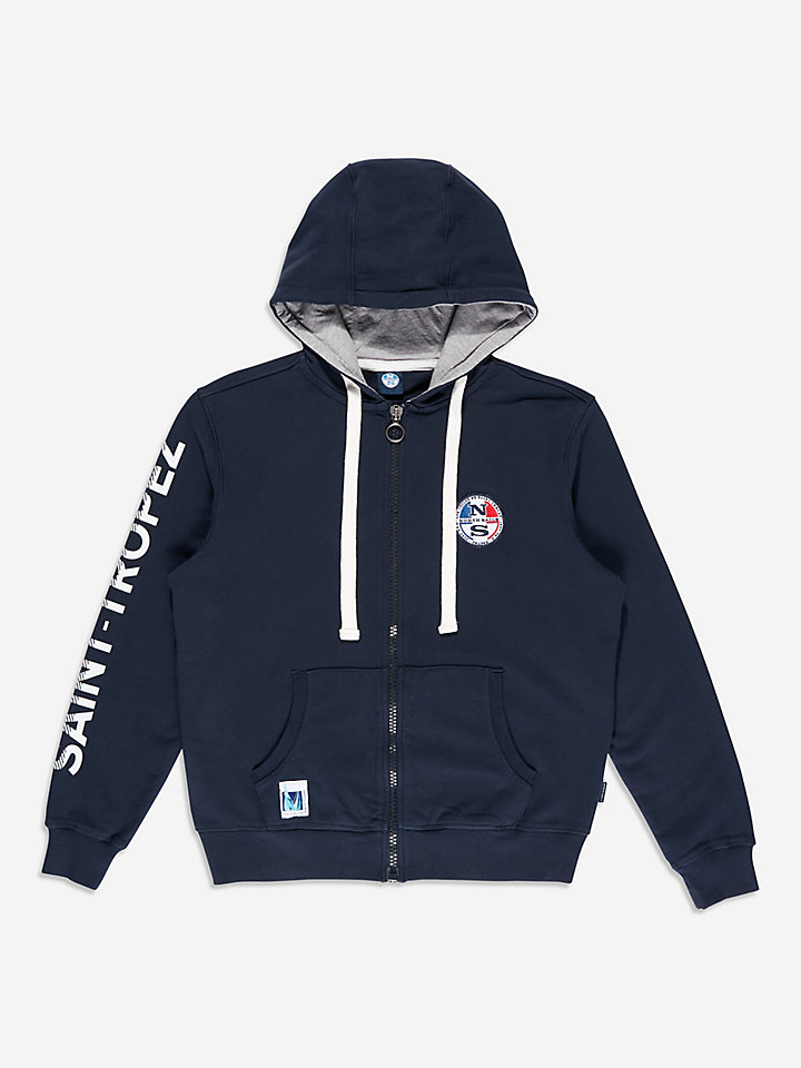 Saint-Tropez Full Zip Race Day Hoodie