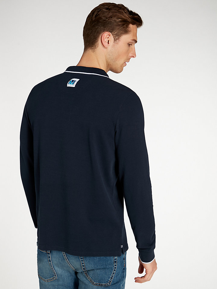 Saint-Tropez Official Polo L/S Stretch