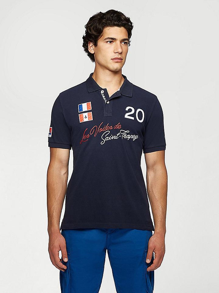 Saint-Tropez Polo Shirt