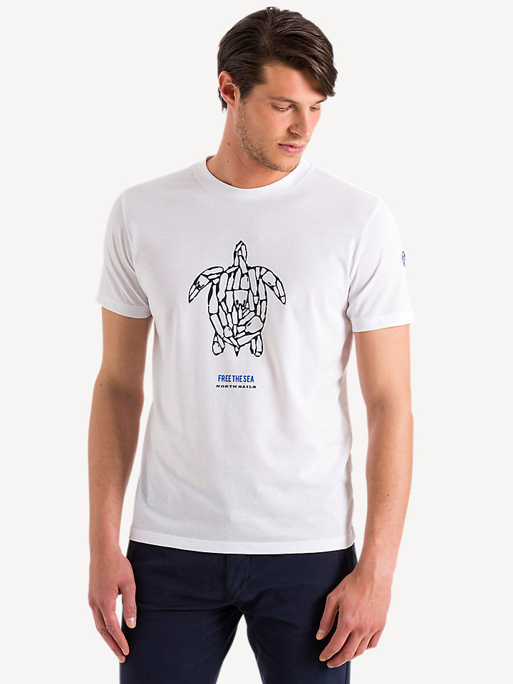 Printed T-Shirt - Recycled