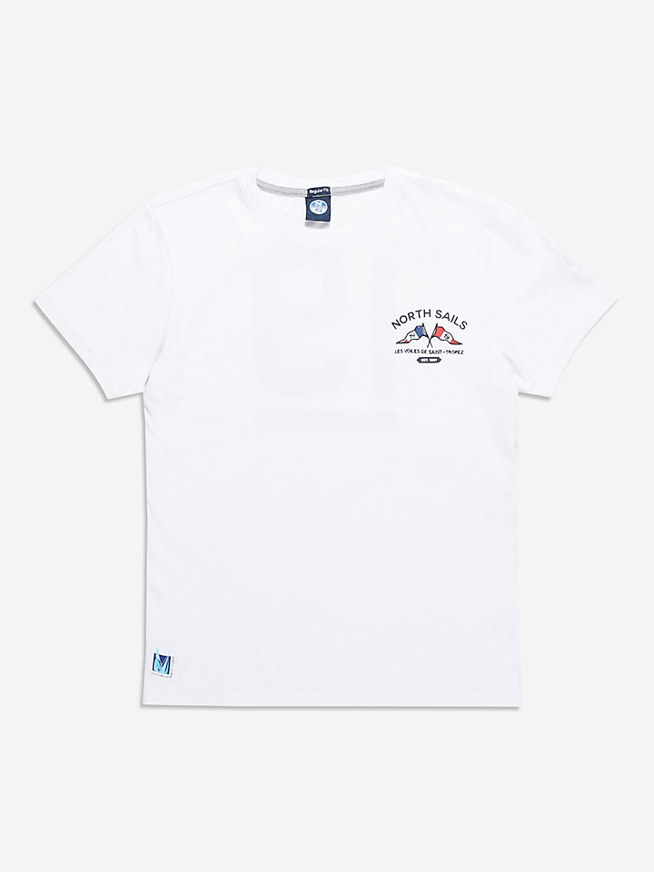 Saint-Tropez Main Sail T-Shirt