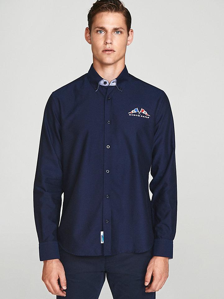Saint-Tropez Oxford Cotton Shirt