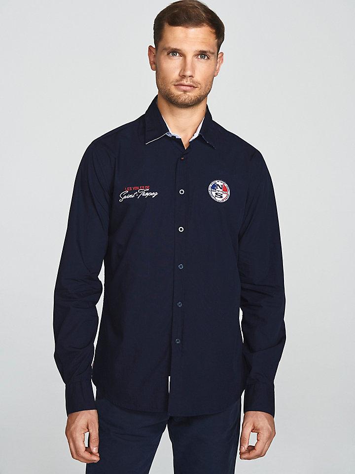 Saint-Tropez Poplin Shirt