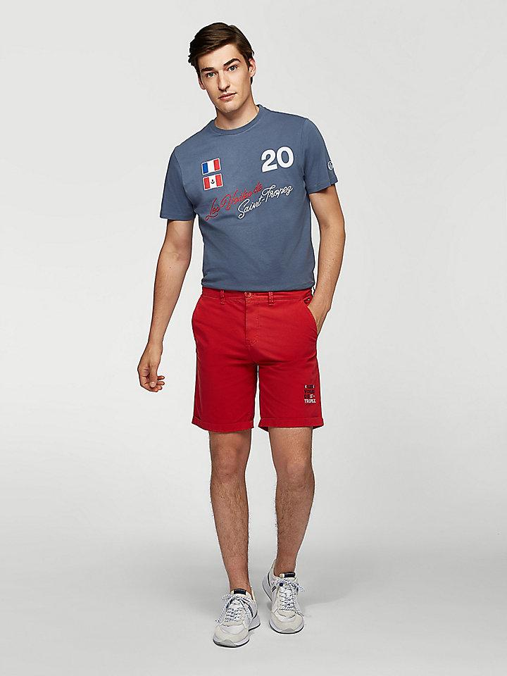 Saint-Tropez Chino Shorts