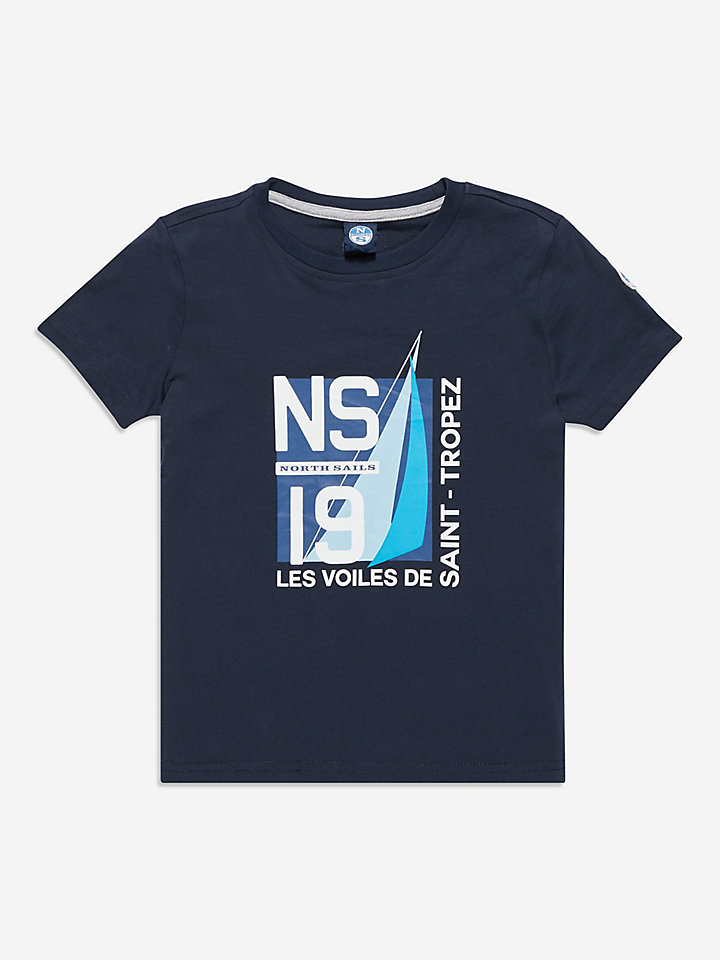 Saint-Tropez Official T-Shirt