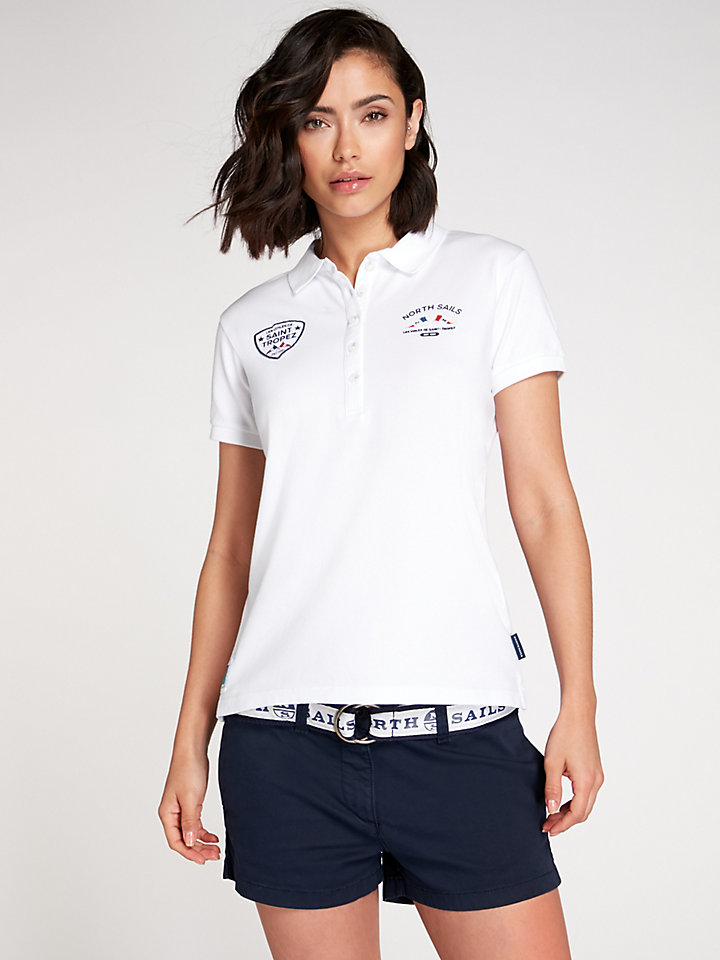 Saint-Tropez Main Sail Polo Stretch