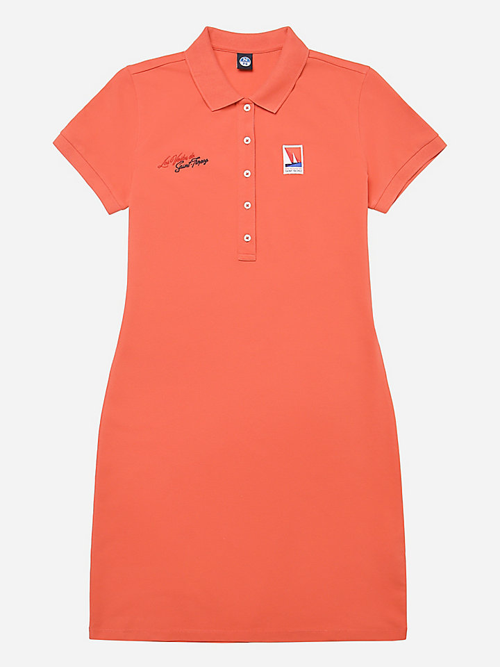 Saint-Tropez Cotton Dress