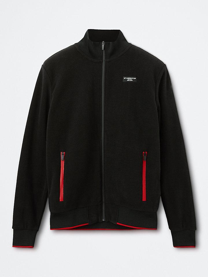 Kurow Zip-Up Sweatshirt
