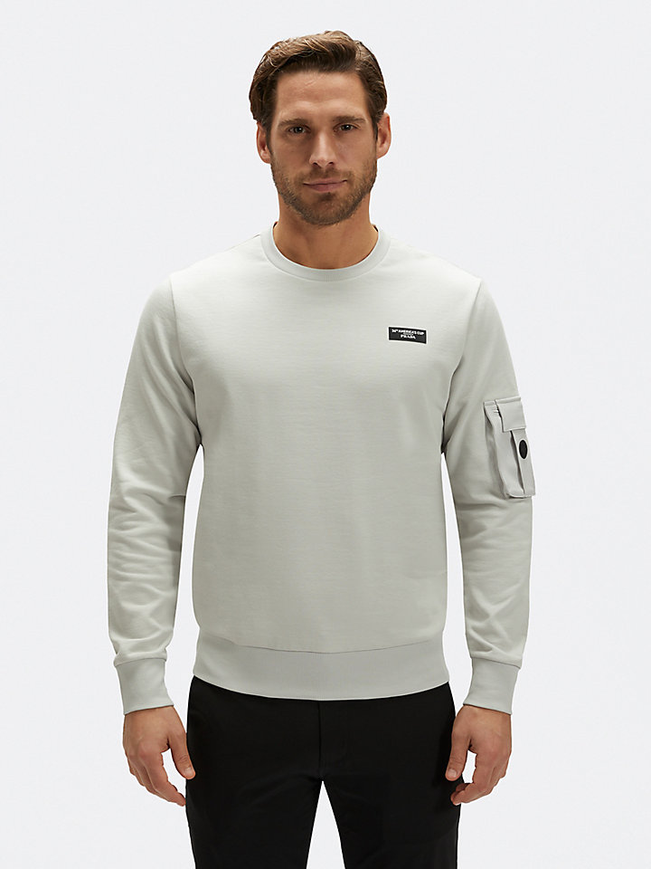 Stretch fleece sweatshirt Orewa