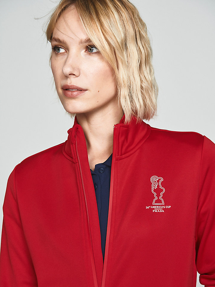 Cowes Full Zip Sweatshirt