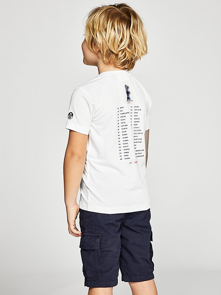 T-Shirt America'S Cup
