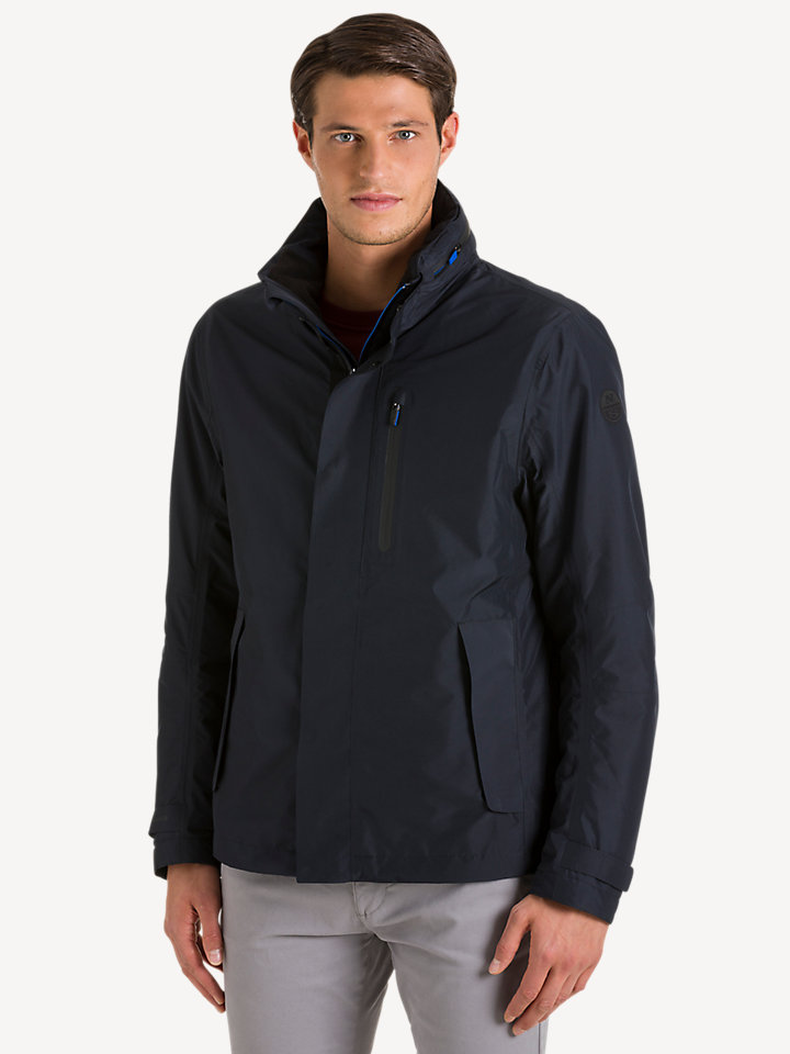 Jacket Hooded Lowell 3L