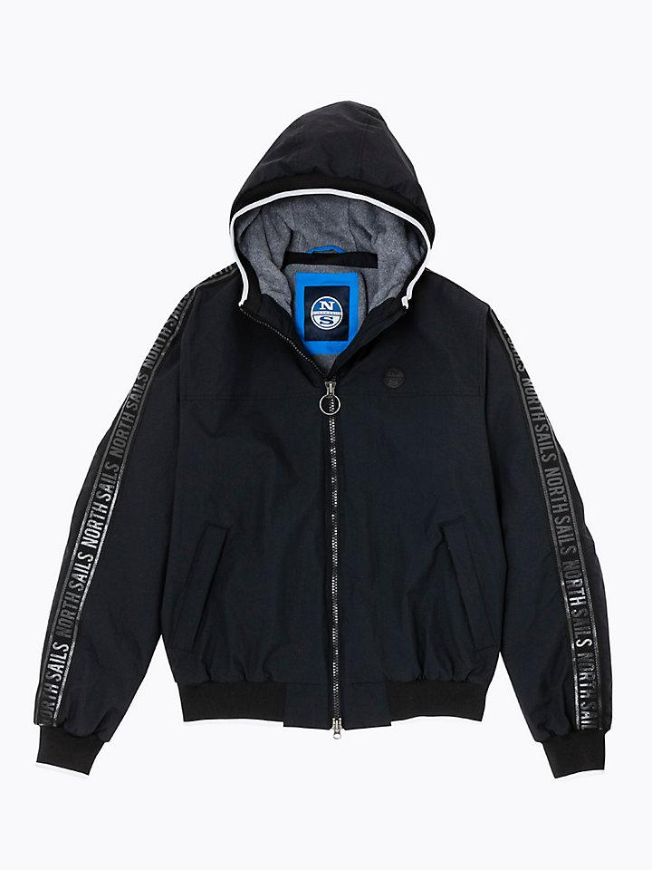 Sailor Hooded Jacket (Renewed & Sustainable)
