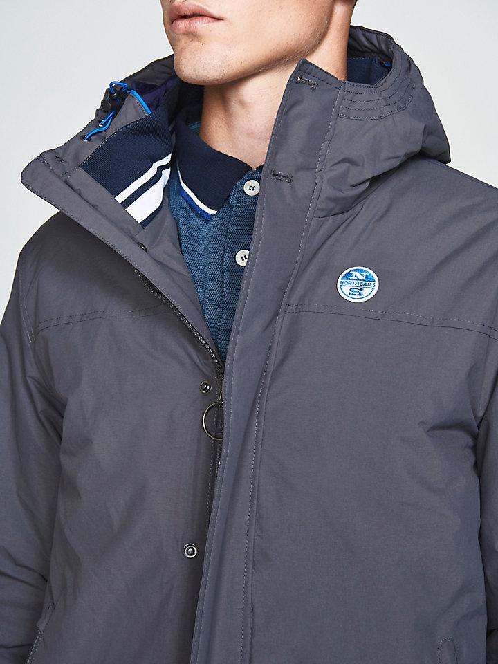 Sailor Med Jacket (Renewed & Sustainable)