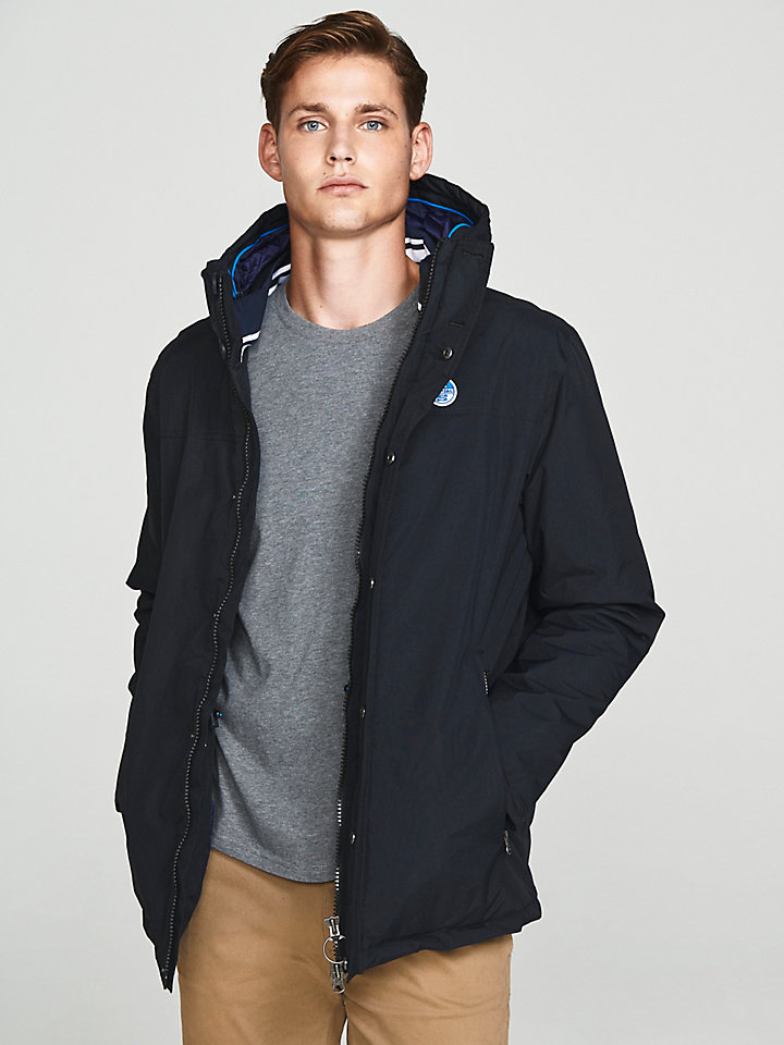Sailor Med Jacket (Renewed & Sustainable)
