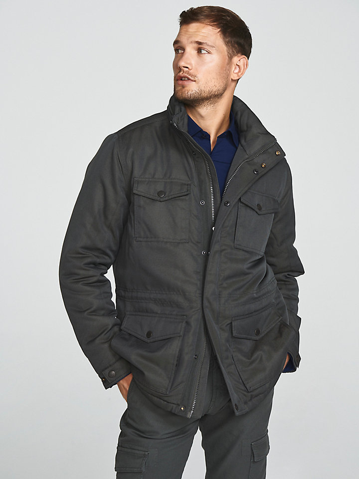 Norfolk Shipyard Jacket