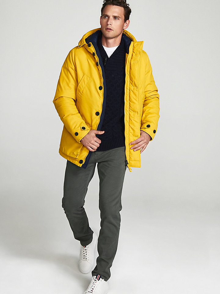 Cardiff Parka (Sustainable)