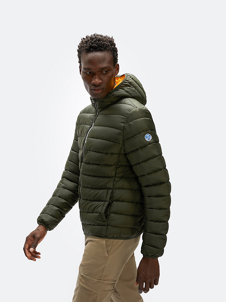 Skye 2 Hooded Bomber Jacket