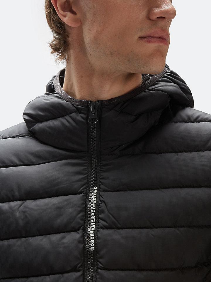 Chaqueta bómber con capucha Skye 2