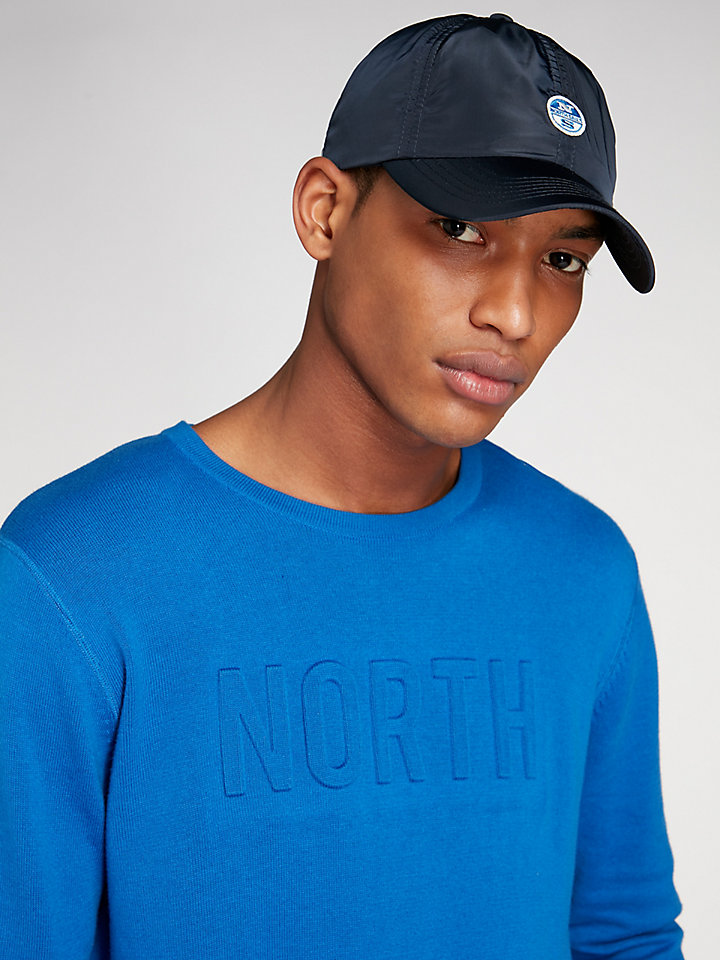 North Baseball Cap Supplex (Unisex)
