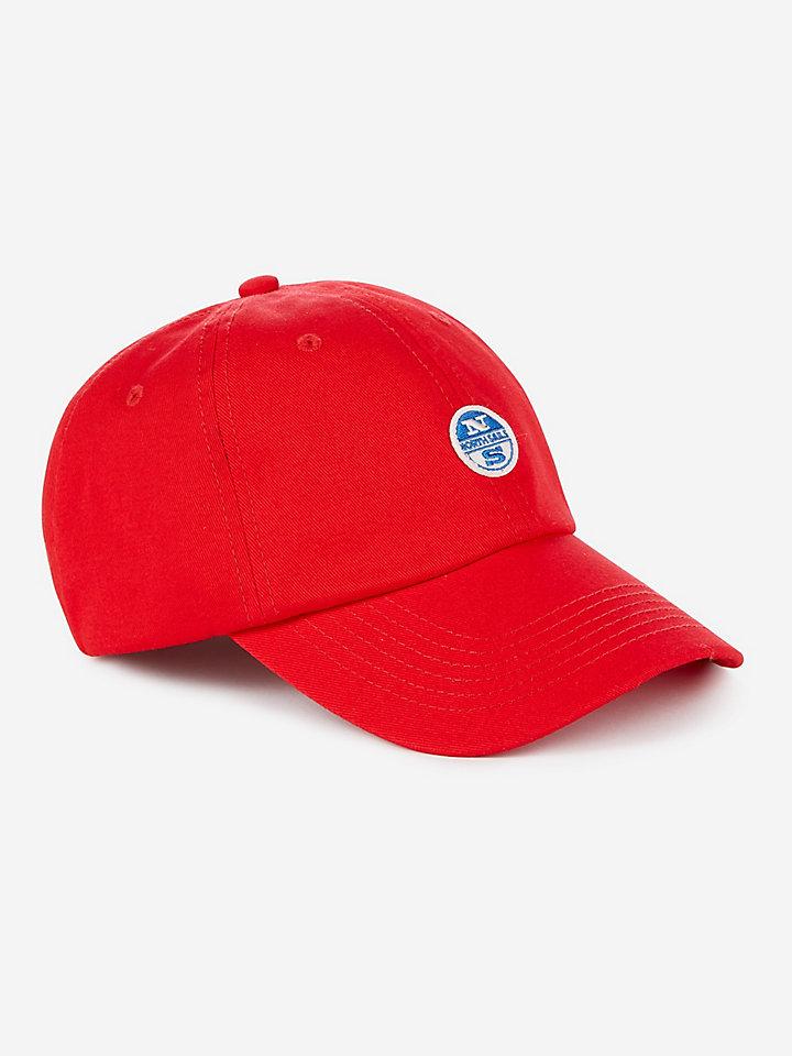 North Baseball Cap Twill (Unisex)