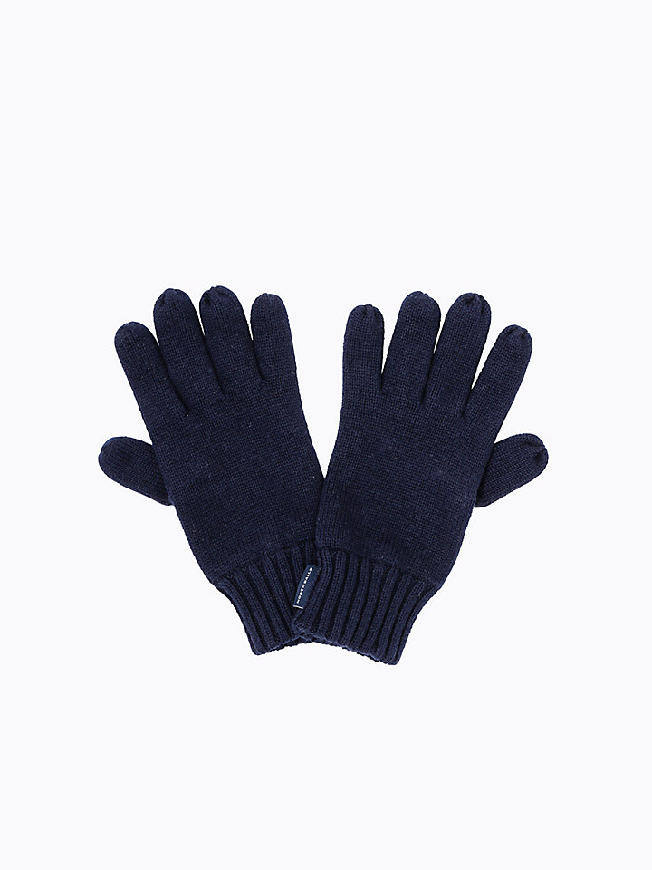 Wool Cotton Blend Gloves
