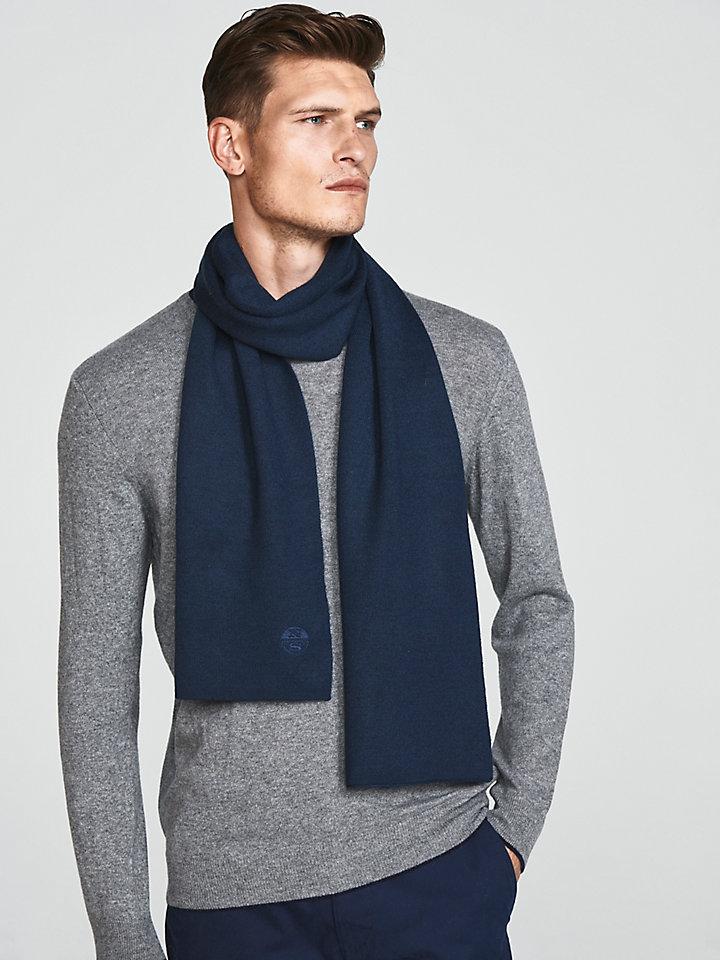 Lichtgewicht wollen sjaal