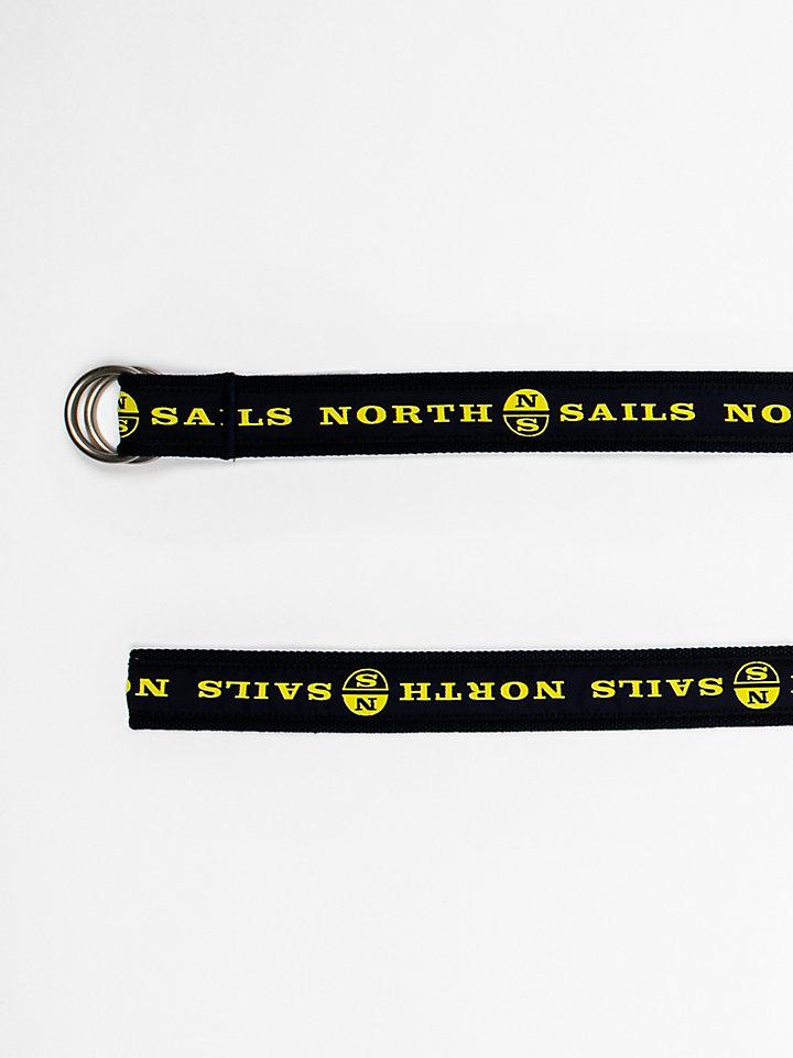 NORTH SAILS Logo Jacquard Belt