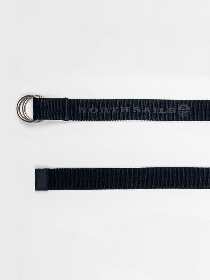Logo-Printed Belt