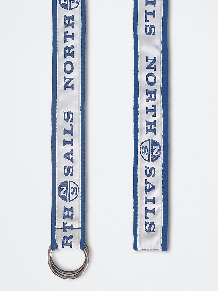 Gürtel mit Logo-Print