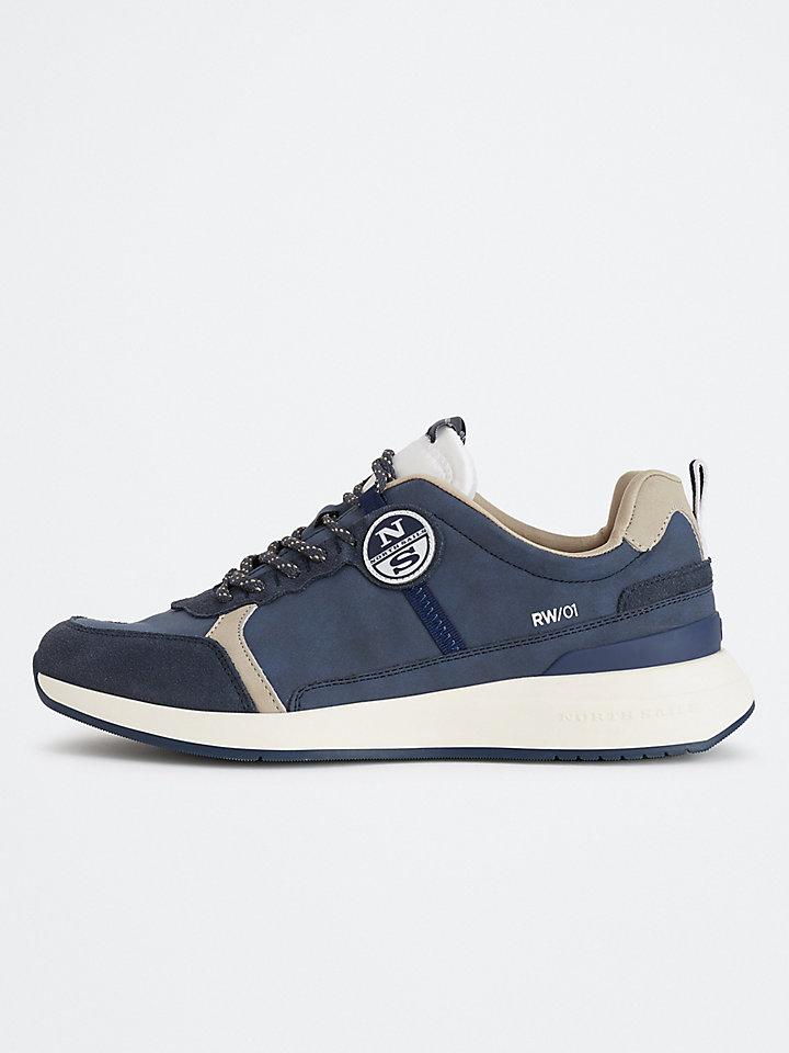 Matte Pu Sneakers